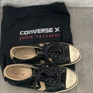 Converse X John varvatos men's Sz 12 distressed